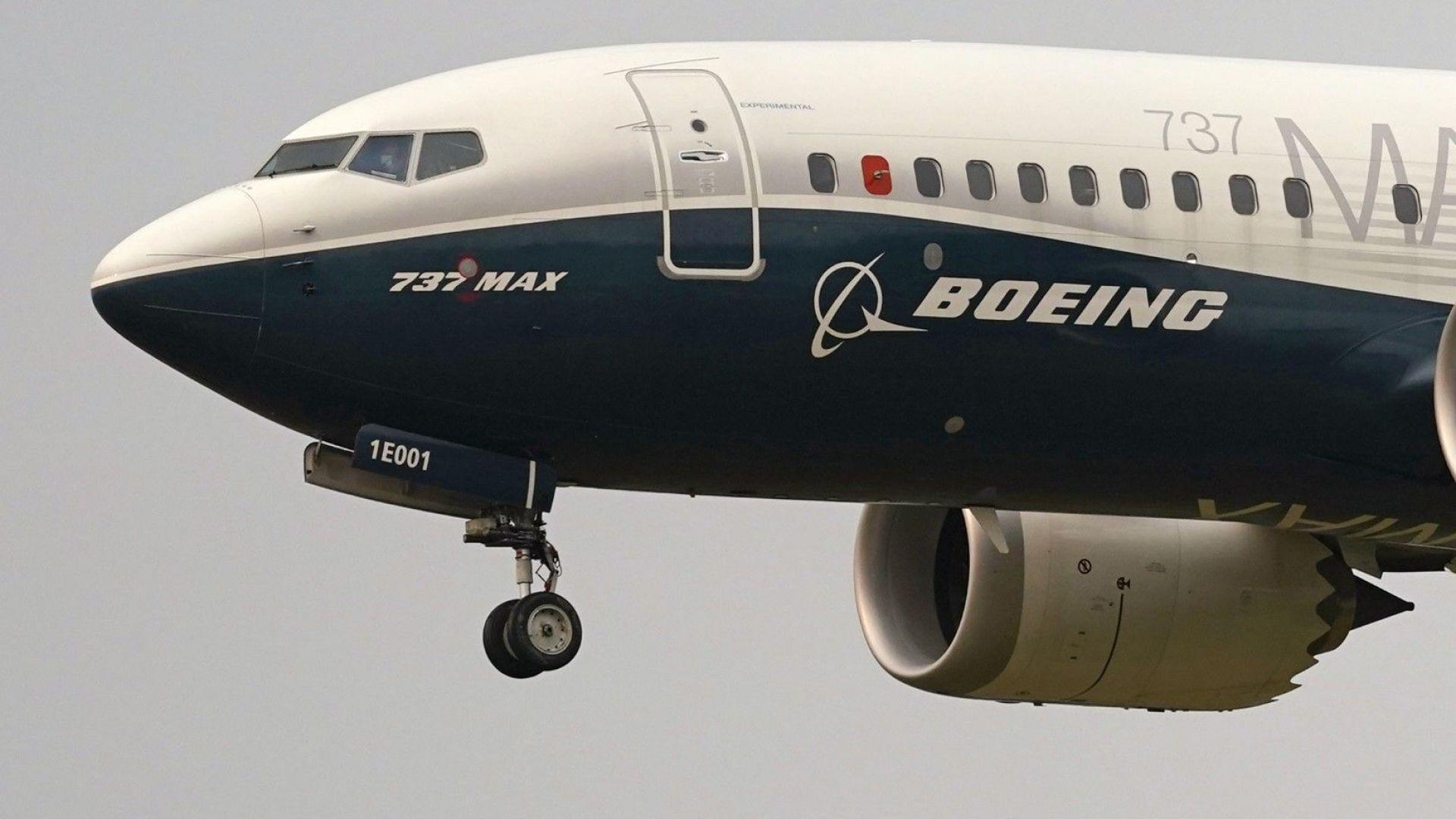 Технологичните гиганти се стремят към сделка с Boeing за 1 млрд. долара
