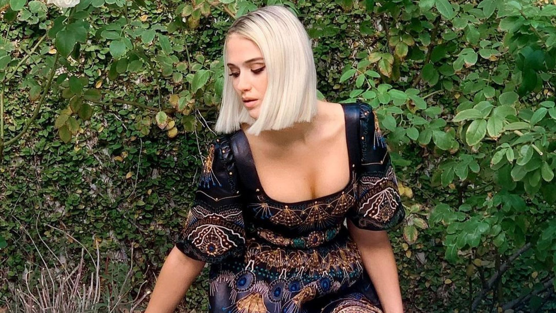 От Бургас през Холивуд до Vogue – Dior избраха Мария Бакалова за свое лице
