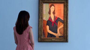 """Музеят """"Албертина"""" с изложба за съперничеството между Модиляни и Пикасо"""
