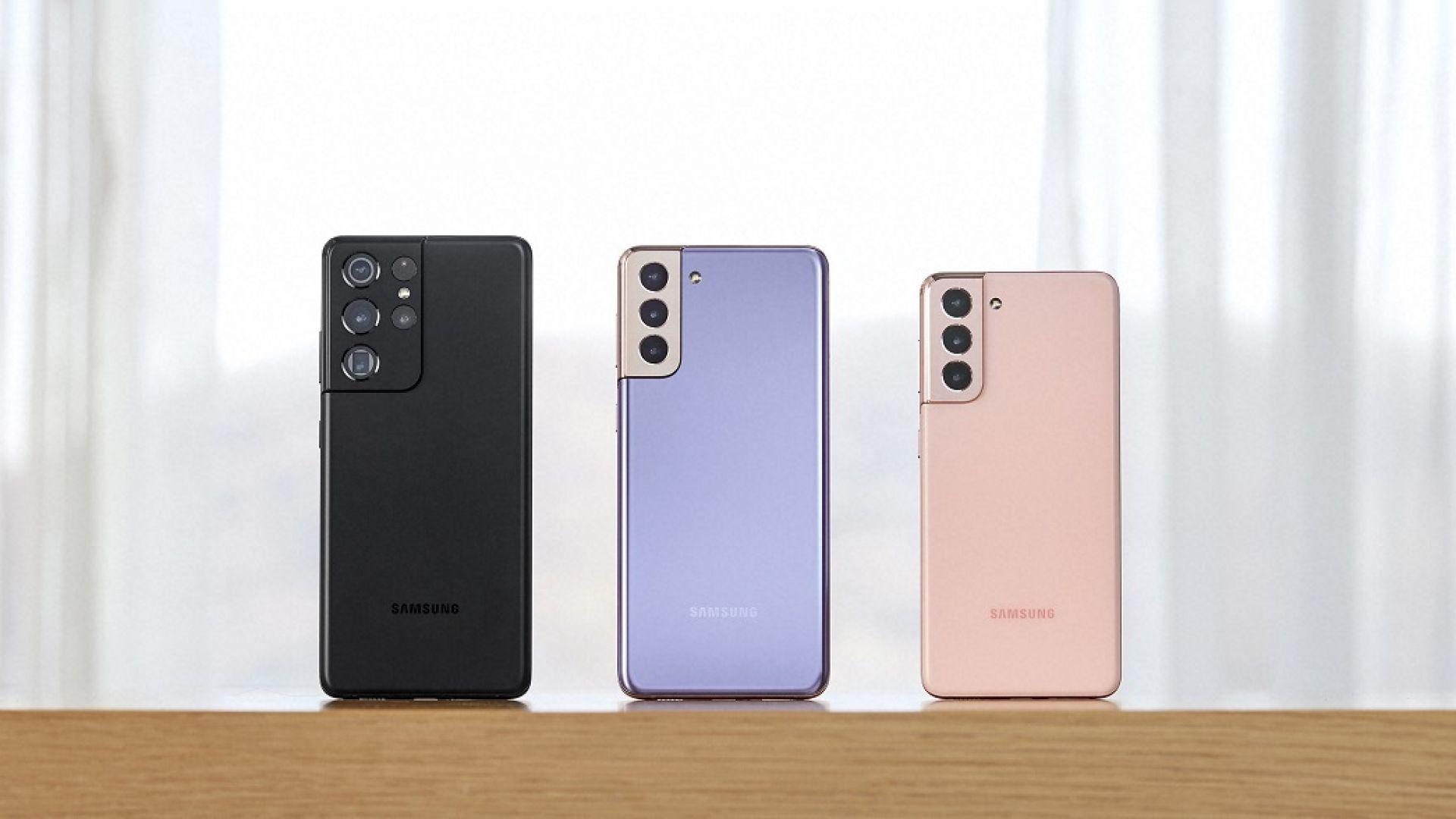 Samsung стартира продажбите на серията Galaxy S21 и Galaxy Buds Pro