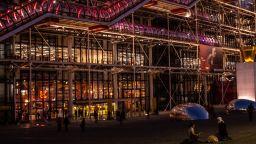 """Центърът """"Помпиду"""" ще бъде затворен за ремонт от 2023 до 2027 година"""