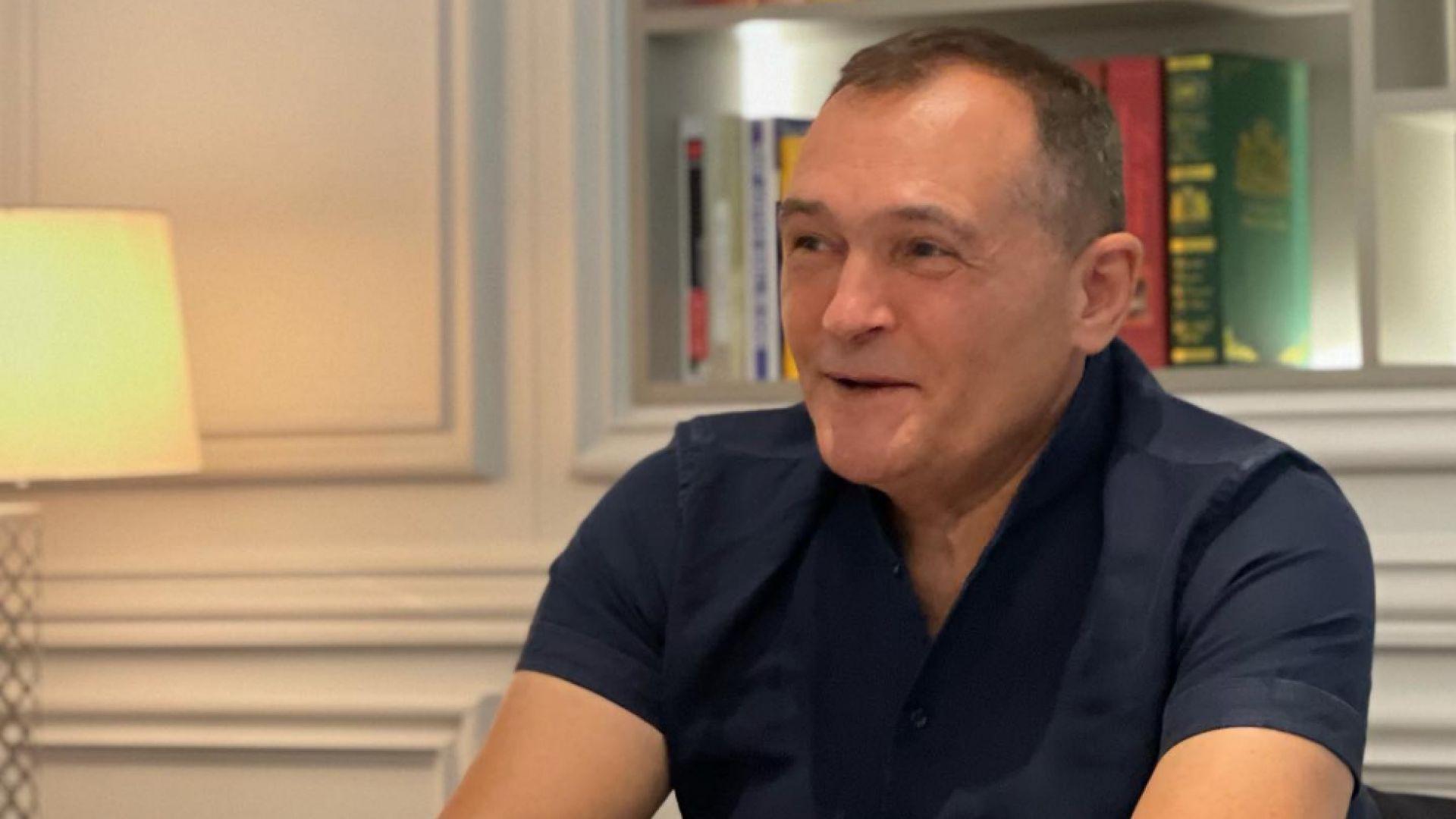 Съдът отложи регистрацията на партията на Васил Божков