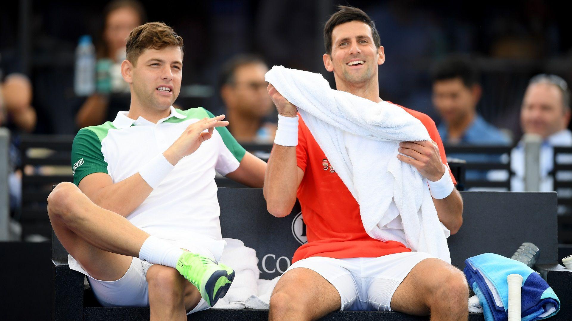 Две бързи сръбски победи откриха тенис сезона в Австралия