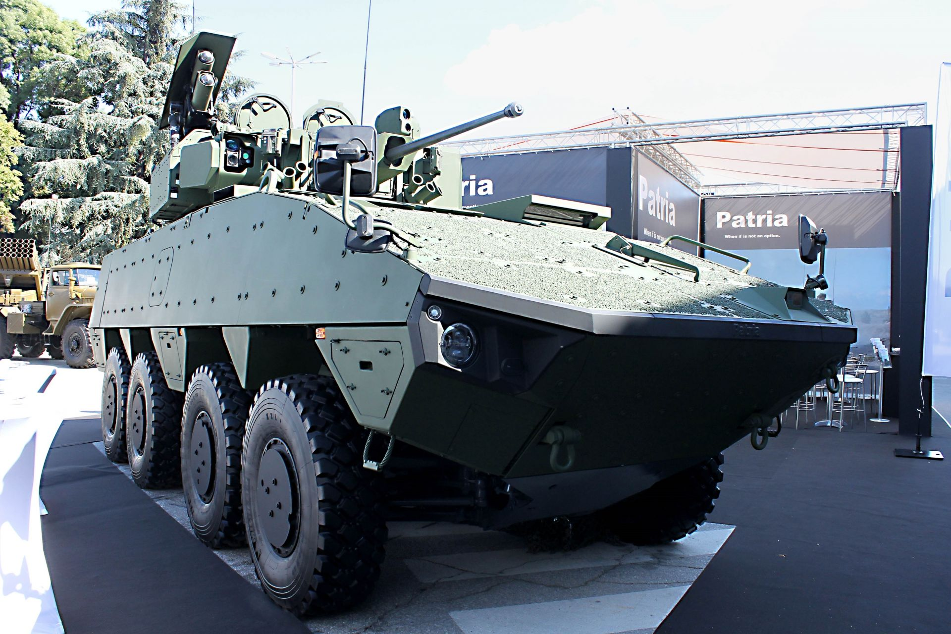 Patria AMW