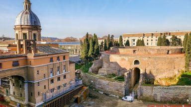 Нова забележителност в Рим: гробницата на първия римски император