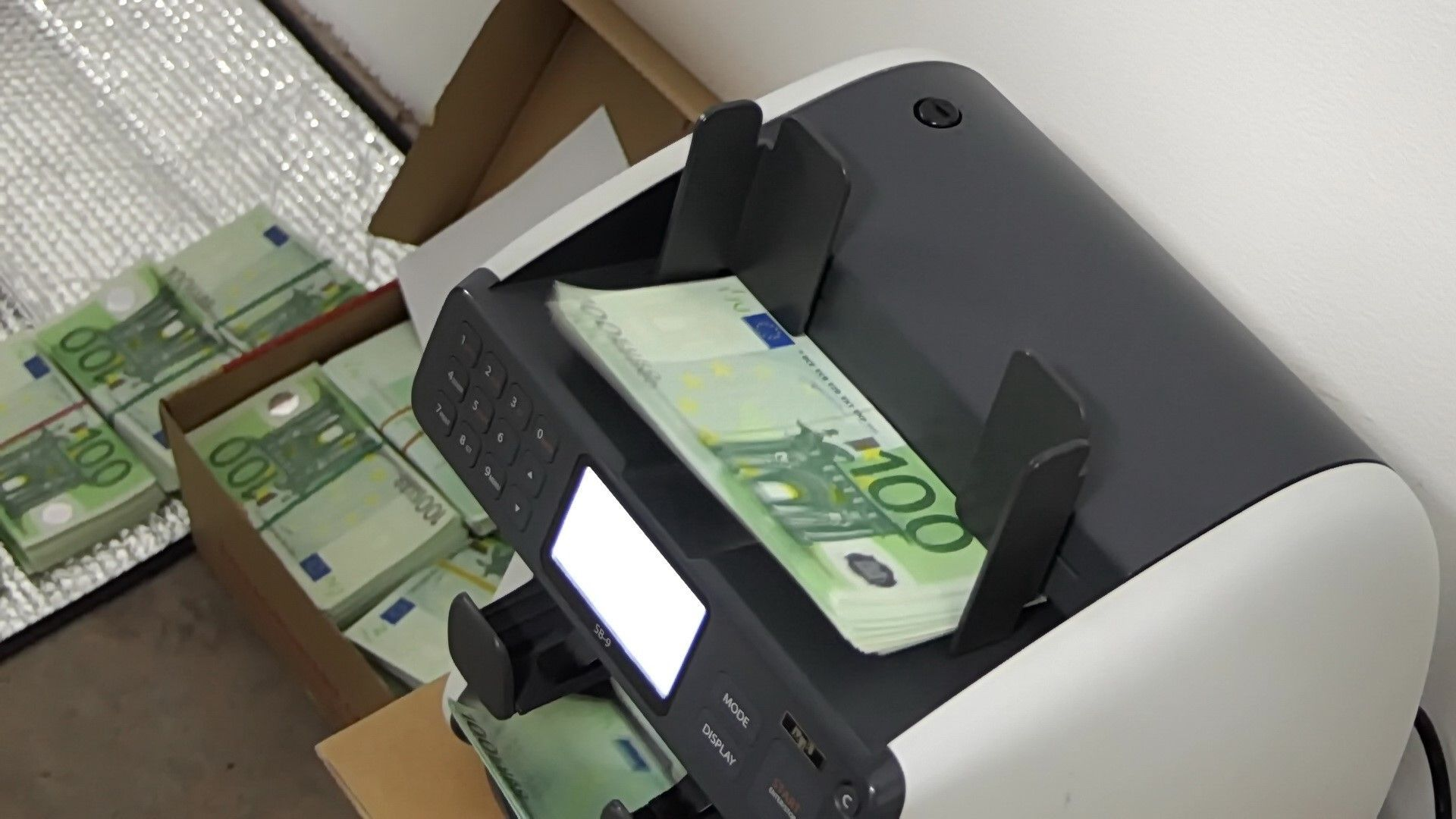 Активизираха ли се в кризата фалшификаторите на пари?