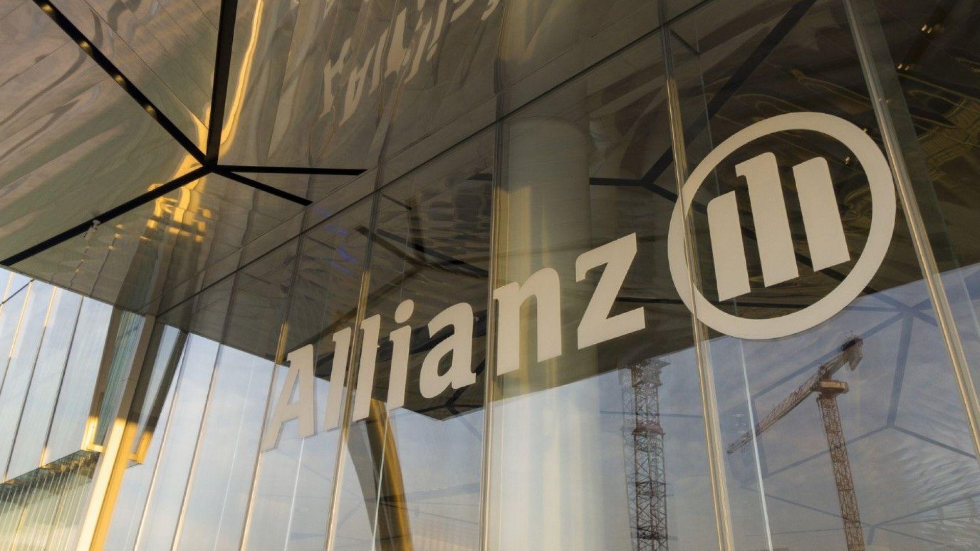 """""""Алианц"""" учреди първия в Китай 100% чуждестранен застраховател"""