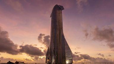 Броени дни до старта на нов прототип на Starship