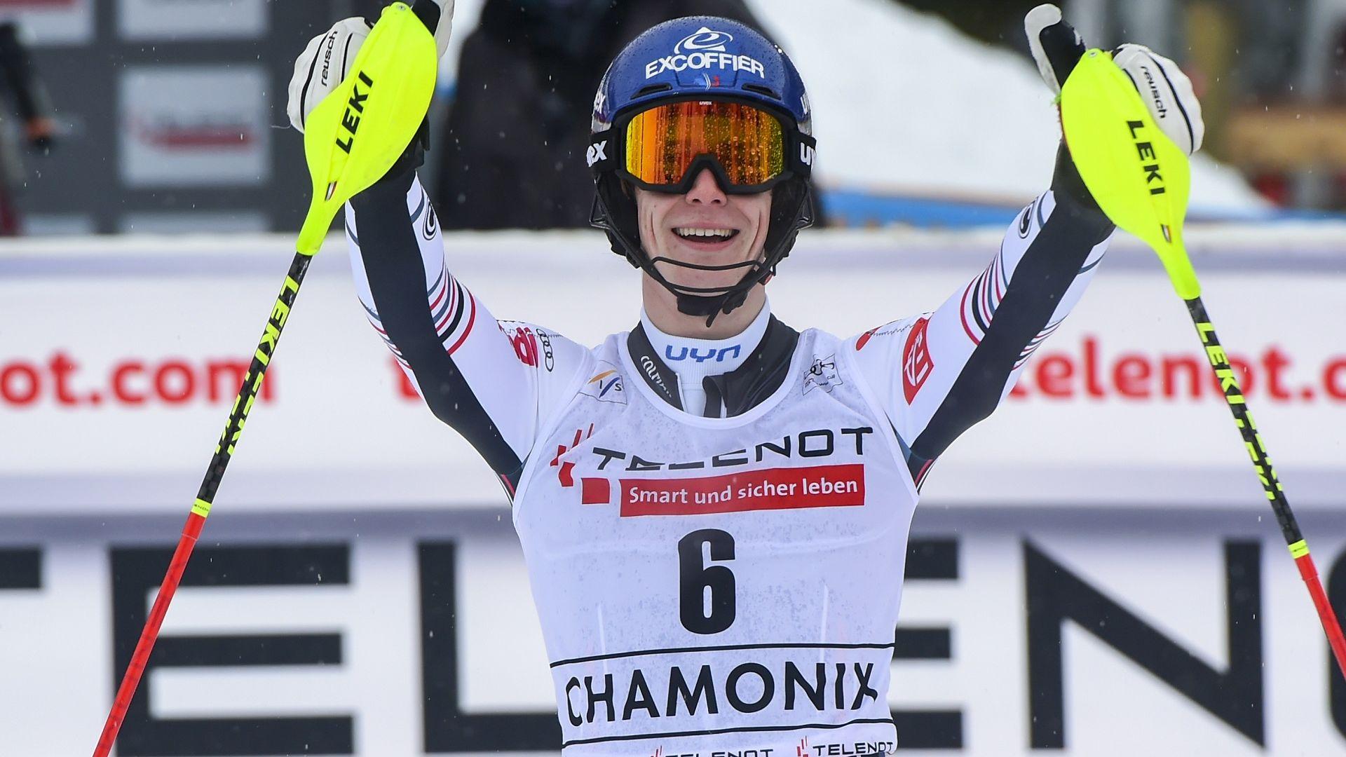 27-о място за Алберт Попов и френски триумф в Шамони
