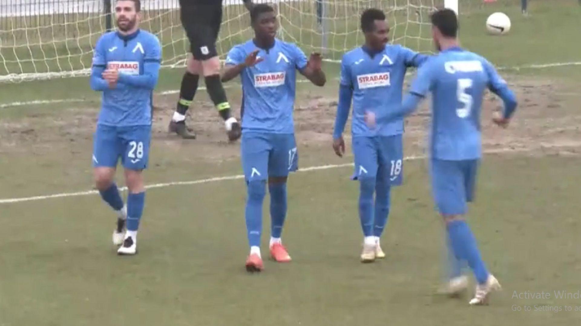 """Левски"" надви свой еврокошмар за трета поредна победа в подготовката"