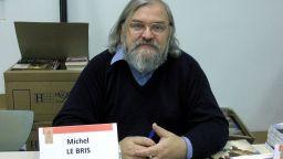 Почина френският писател Мишел льо Бри