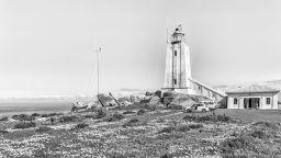 Да гледаш цяла седмица филми на самотен остров в Северно море