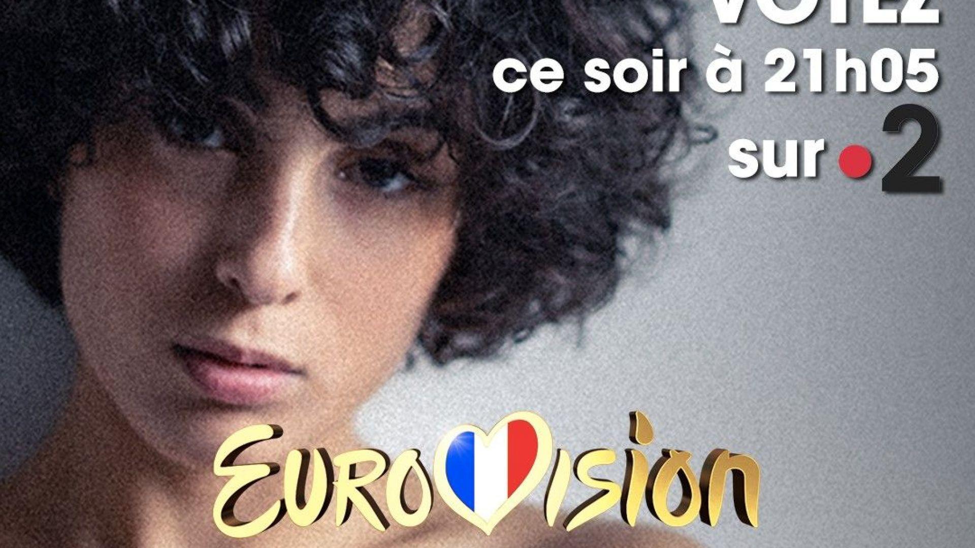 """Последователката на Едит Пиаф Барбара Прави ще представи Франция на """"Евровизия"""""""