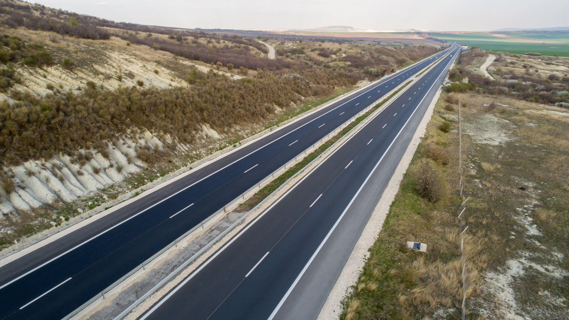 Обещано от Николай Нанков: От София до Варна - по магистрала през 2024-а