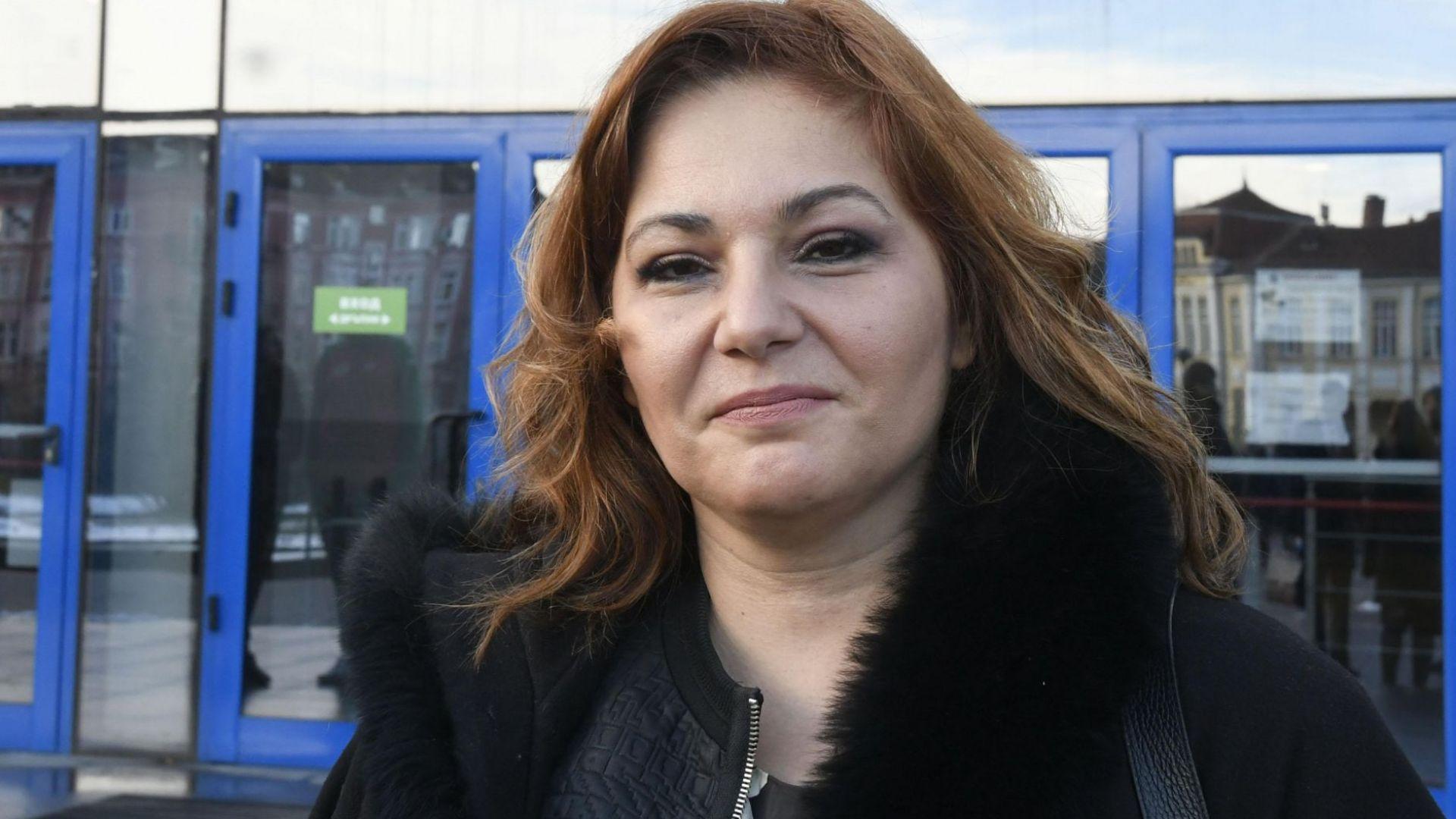 Проф. Сербезова пред съда: Изложила съм информация, която е публично налична