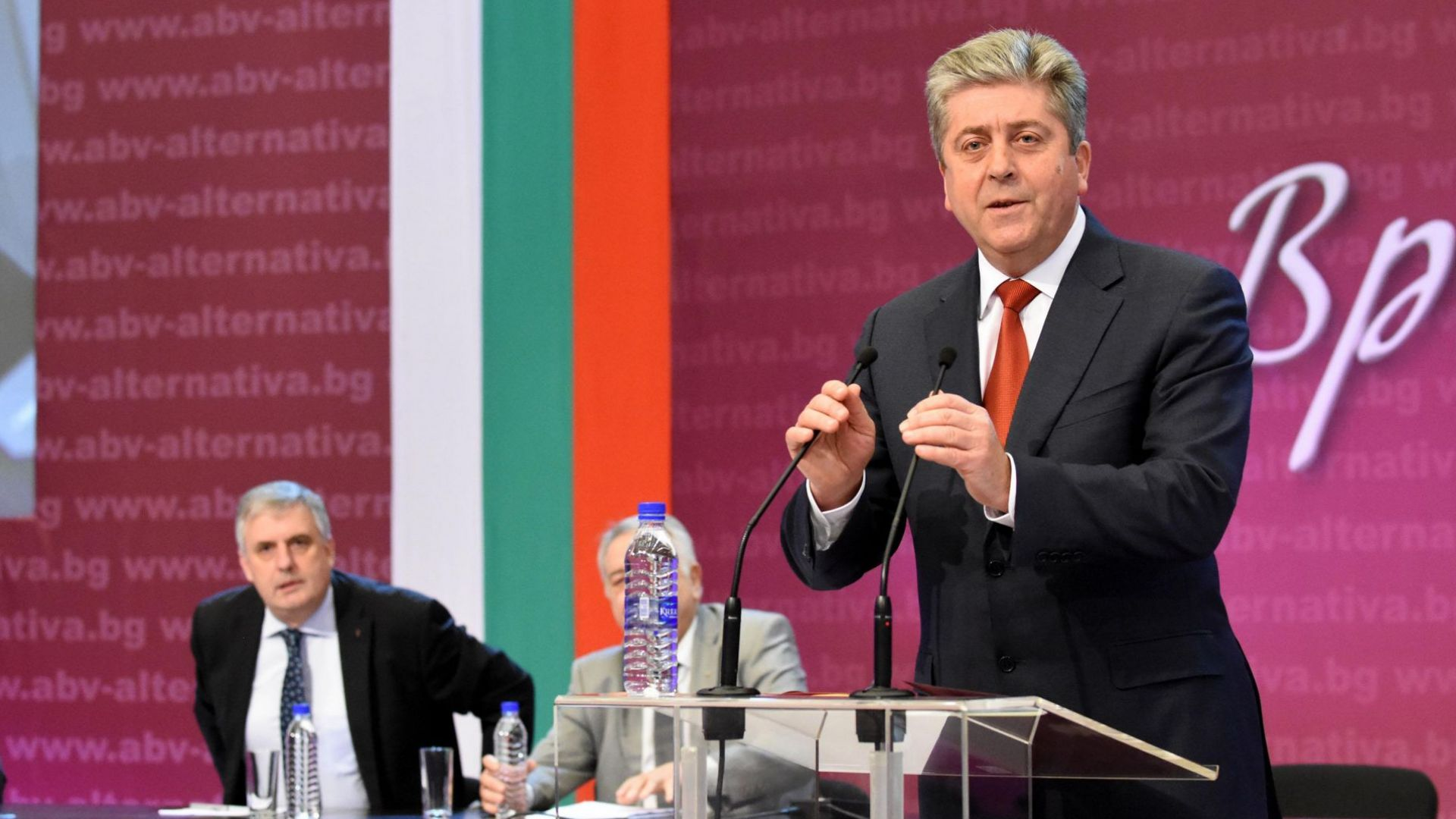 Георги Първанов се обяви против номинацията на доц. Мангъров за кандидат депутат от АБВ