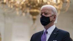 Байдън обсъди със сенатори  републиканци помощния  пакет за справяне с коронакризата