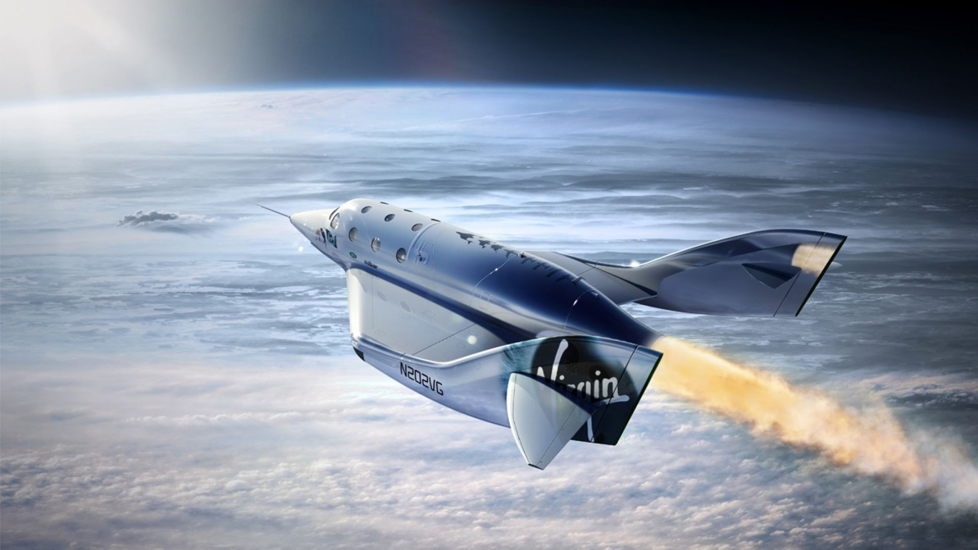 Virgin Galactic отлага плановете си за полети с туристи за 2022 година