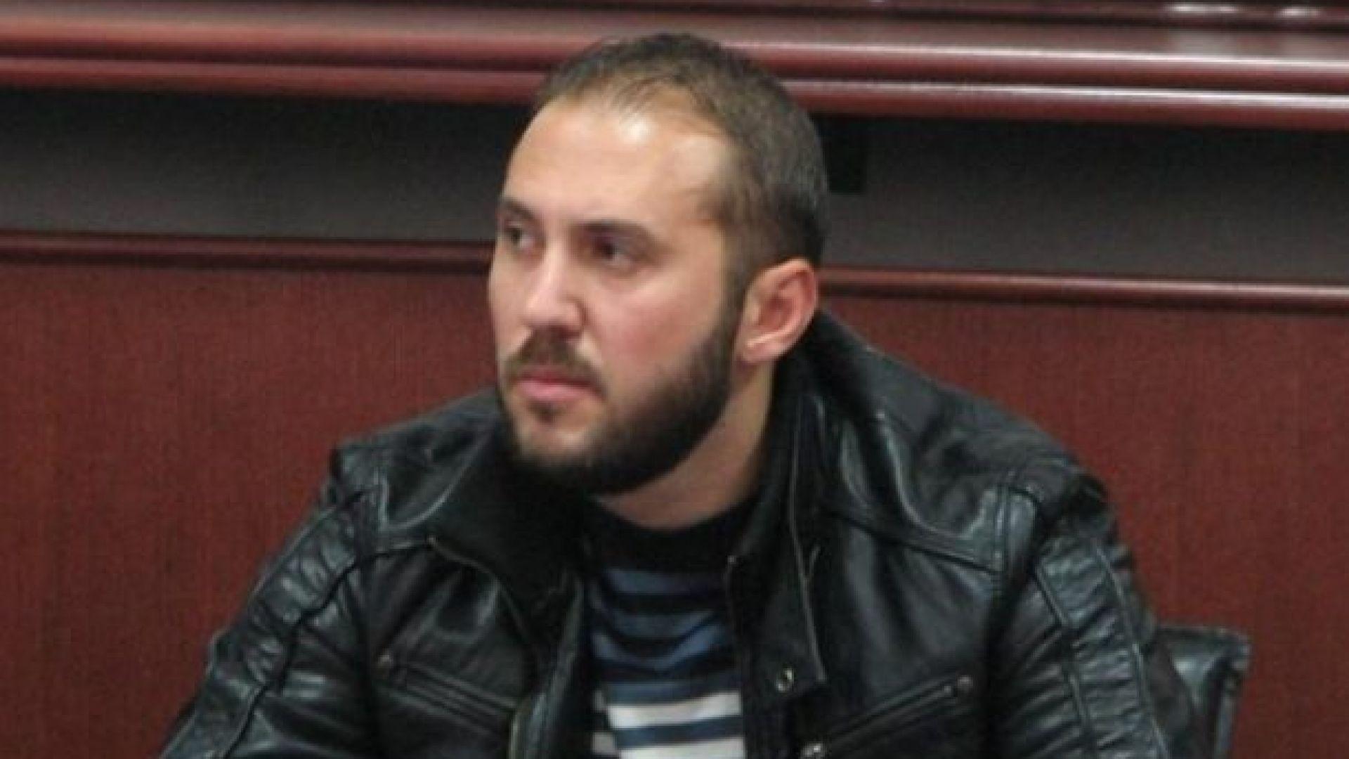 Убиецът от Северна Македония е задържан у нас след сигнал за домашно насилие