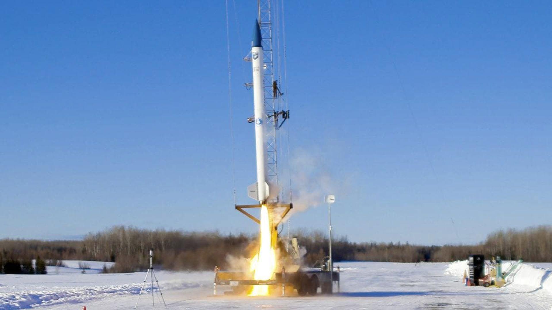 Първата ракета-носител с биогориво беше изстреляна в САЩ