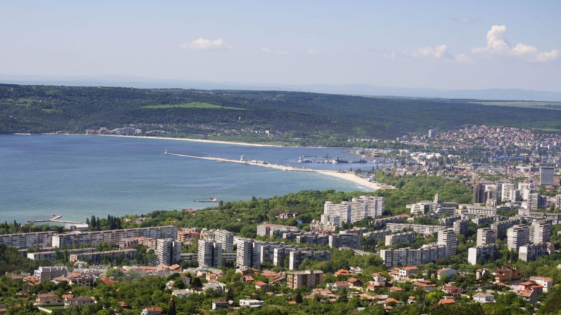 """ИПИ: Варна """"тежи"""" най-много на картата в Северна България"""