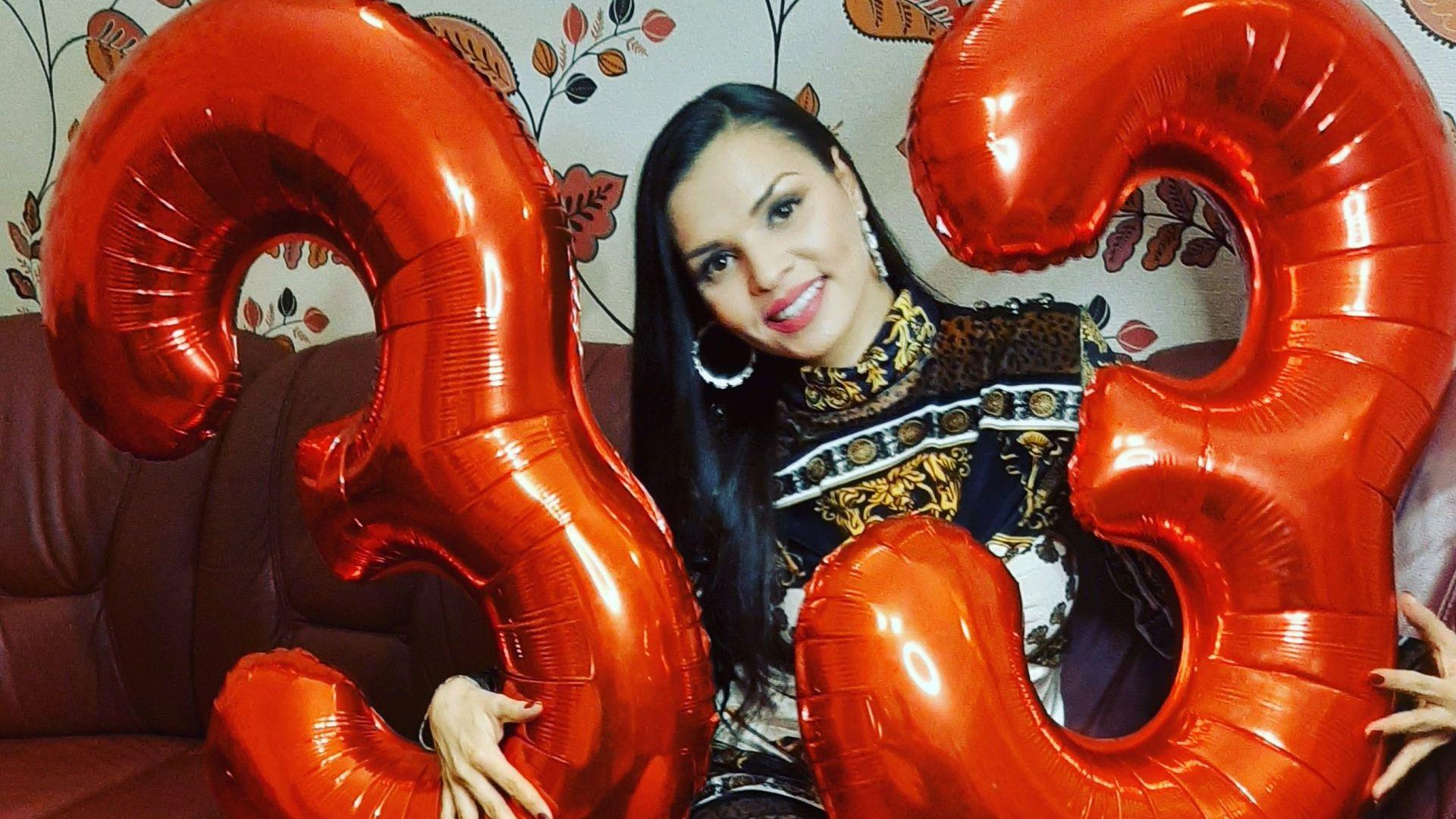 Цвети Радойчева отпразнува рождения си ден в уюта на своя дом