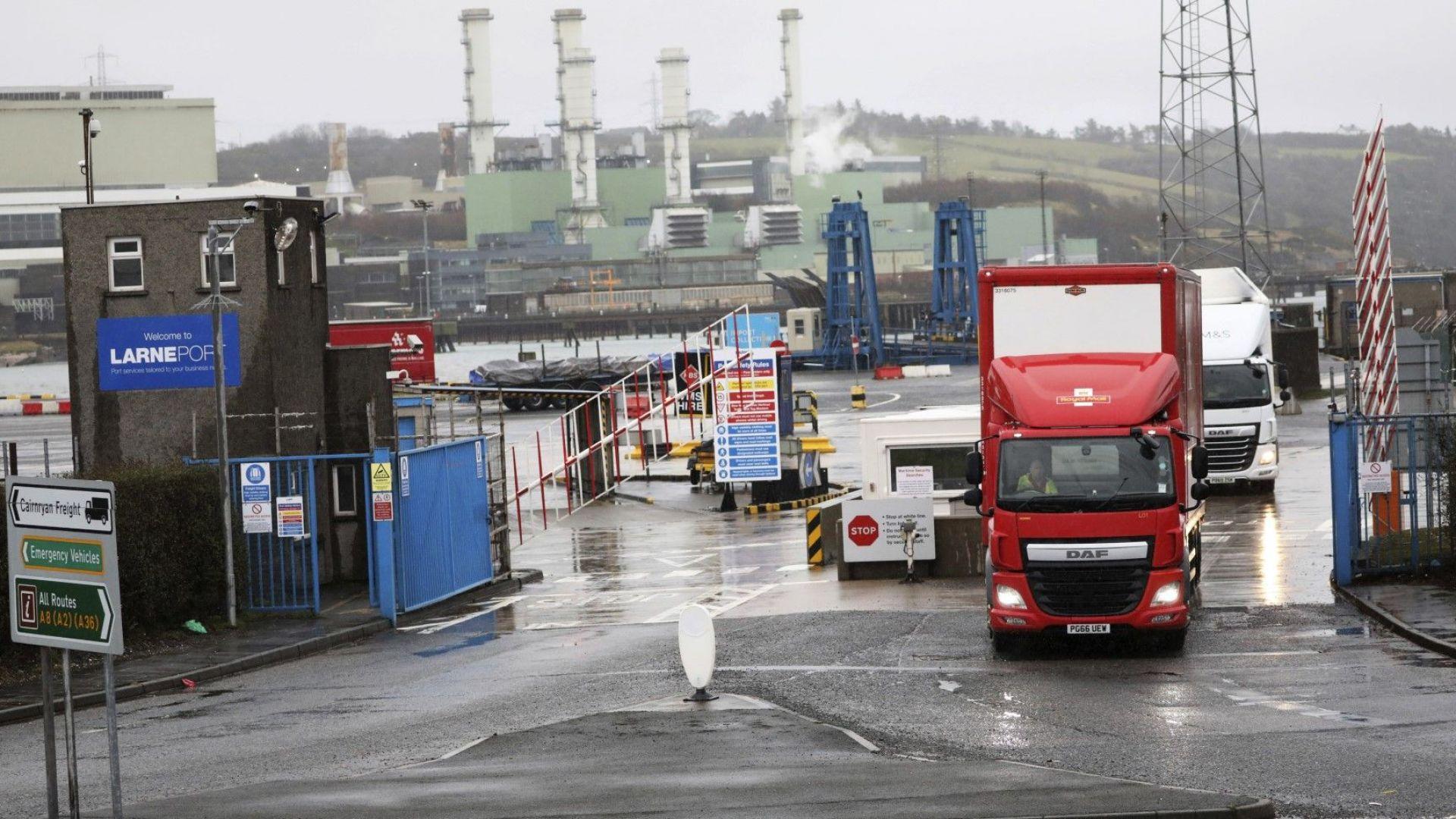 ЕС - Великобритания: Скандали и заплахи за насилие по ирландската граница