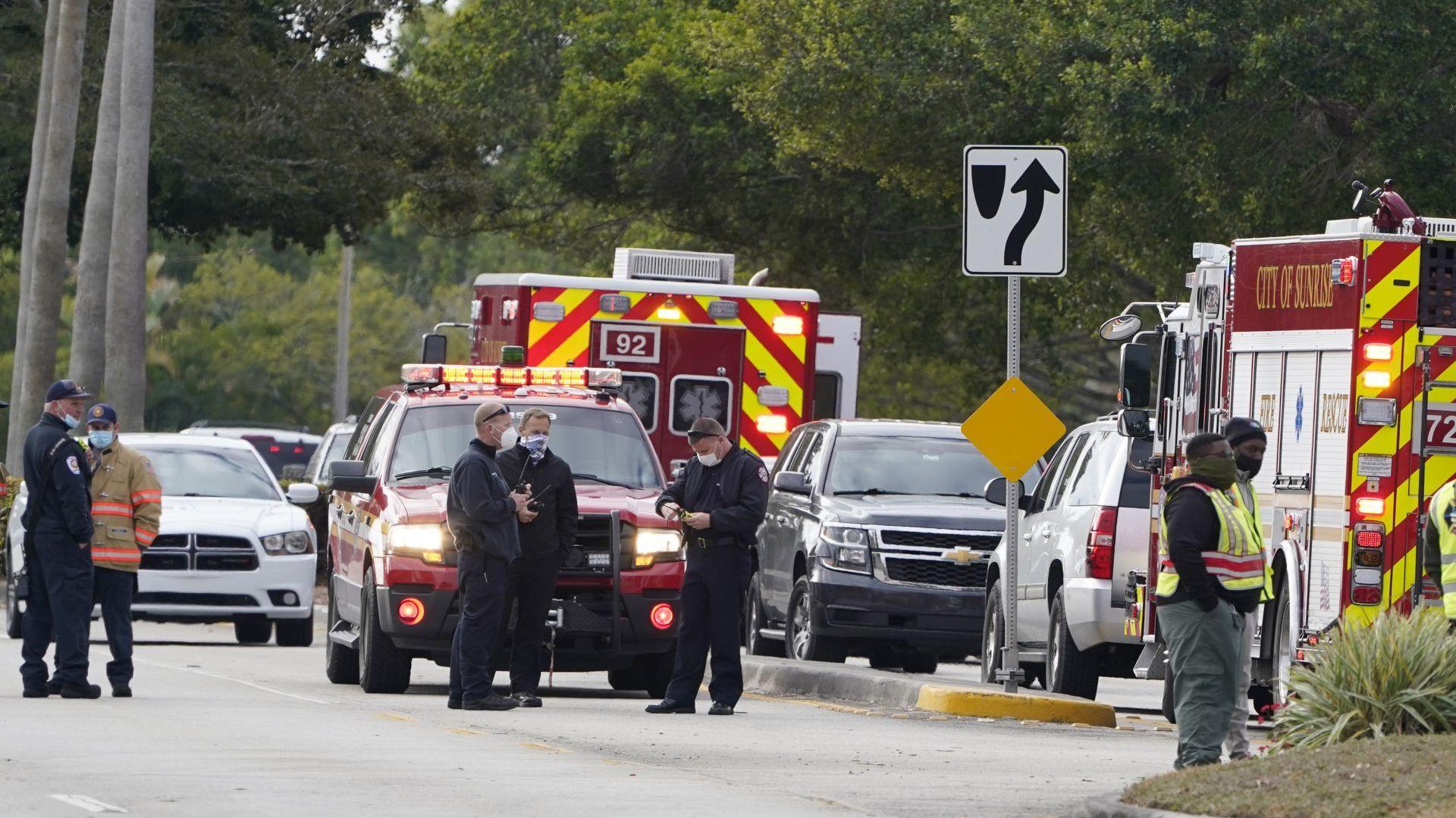 Двама агенти на ФБР бяха убити при операция във Флорида (видео)