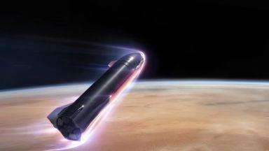 Илън Мъск заговори за ракети, задвижвани от антиматерия