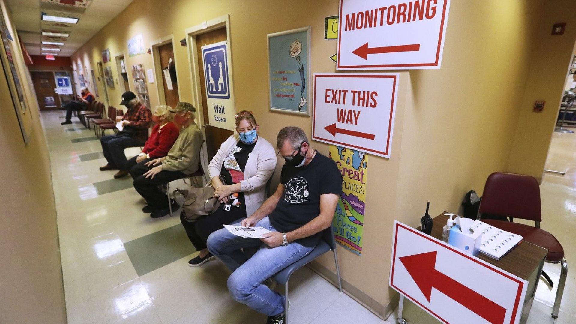 САЩ пускат ваксини срещу коронавируса в аптеките