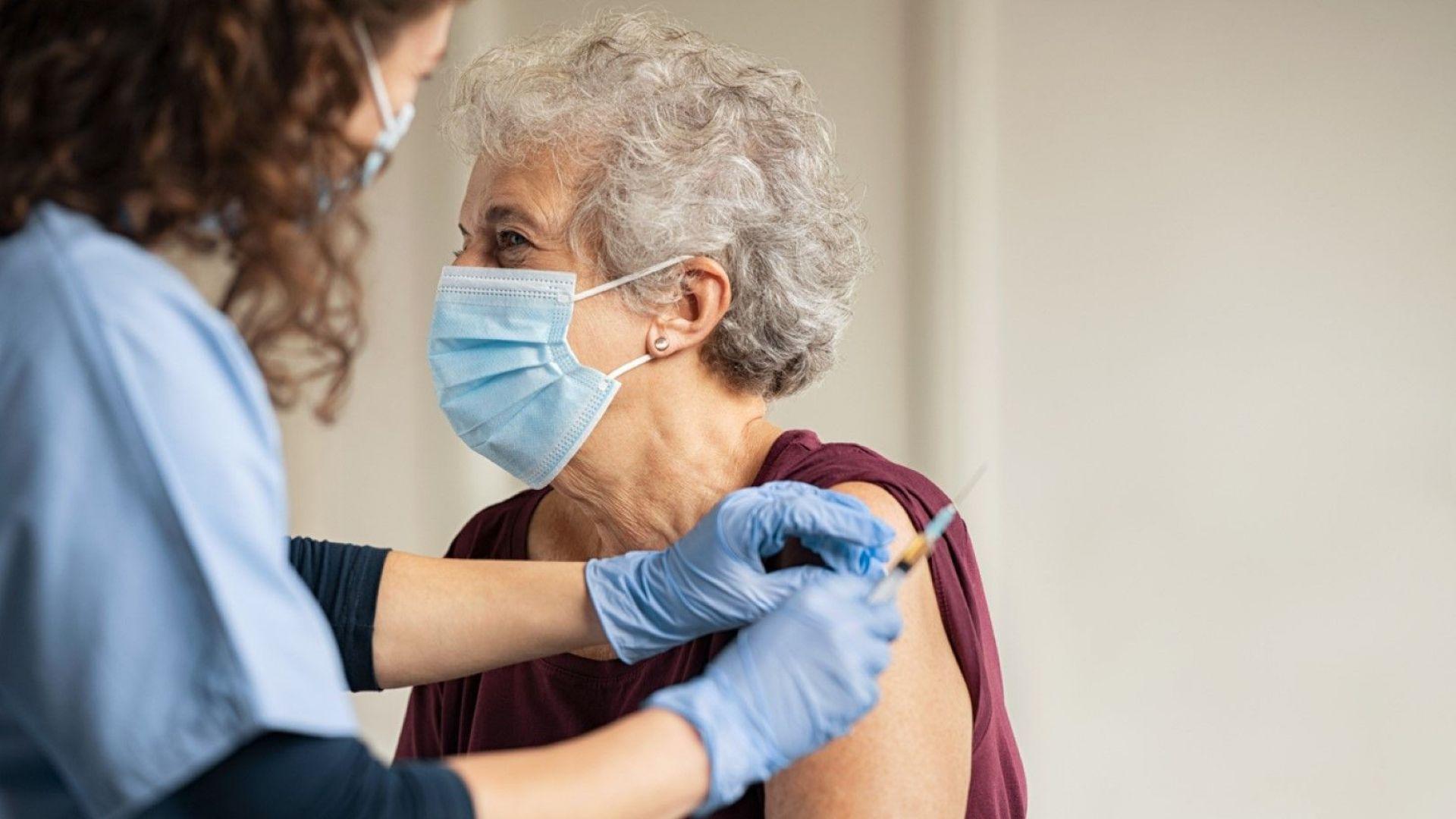 Как да се ваксинират рисковите групи? МЗ оповести препоръките
