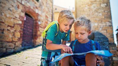 Защо е важно децата от малки да пътуват по света