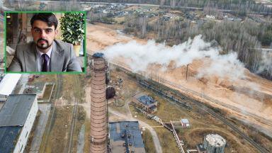 Мартин Владимиров: Олигархични кръгове и чужди лобисти диктуват в енергетиката ни