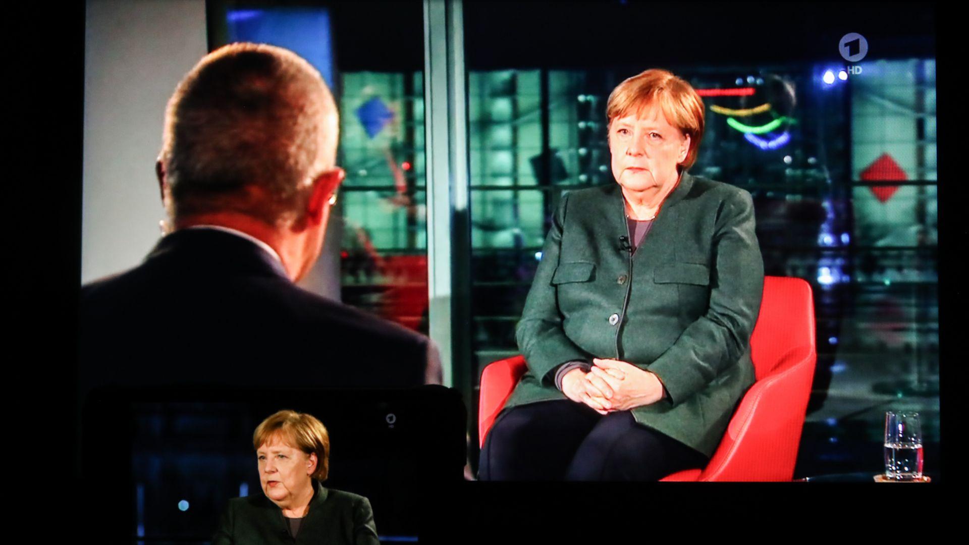Меркел е категорична: Временното отваряне не е решение