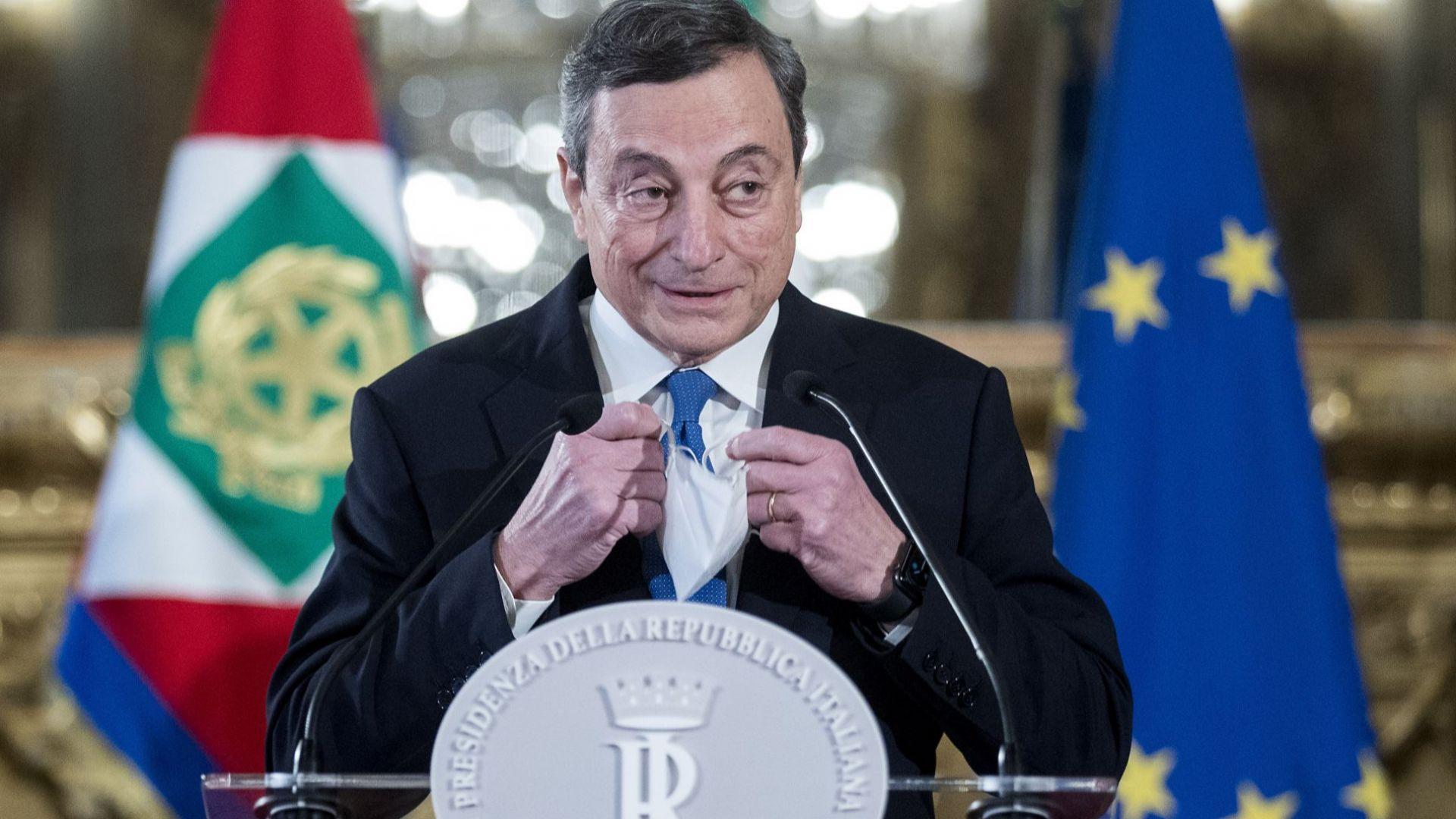 Край на политическата криза в Италия