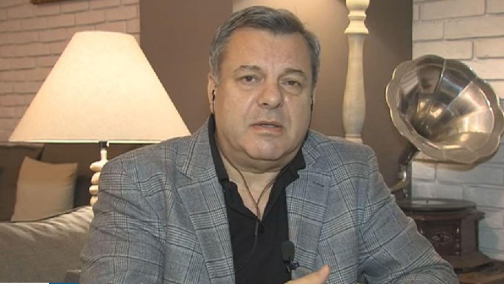 Бакърджиев за 4 февруари 1997 г.: Ако не бяхме поели този път, щяхме да сме като Армения и Молдова
