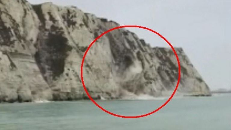 Белите скали на Дувър, които се считат за една от