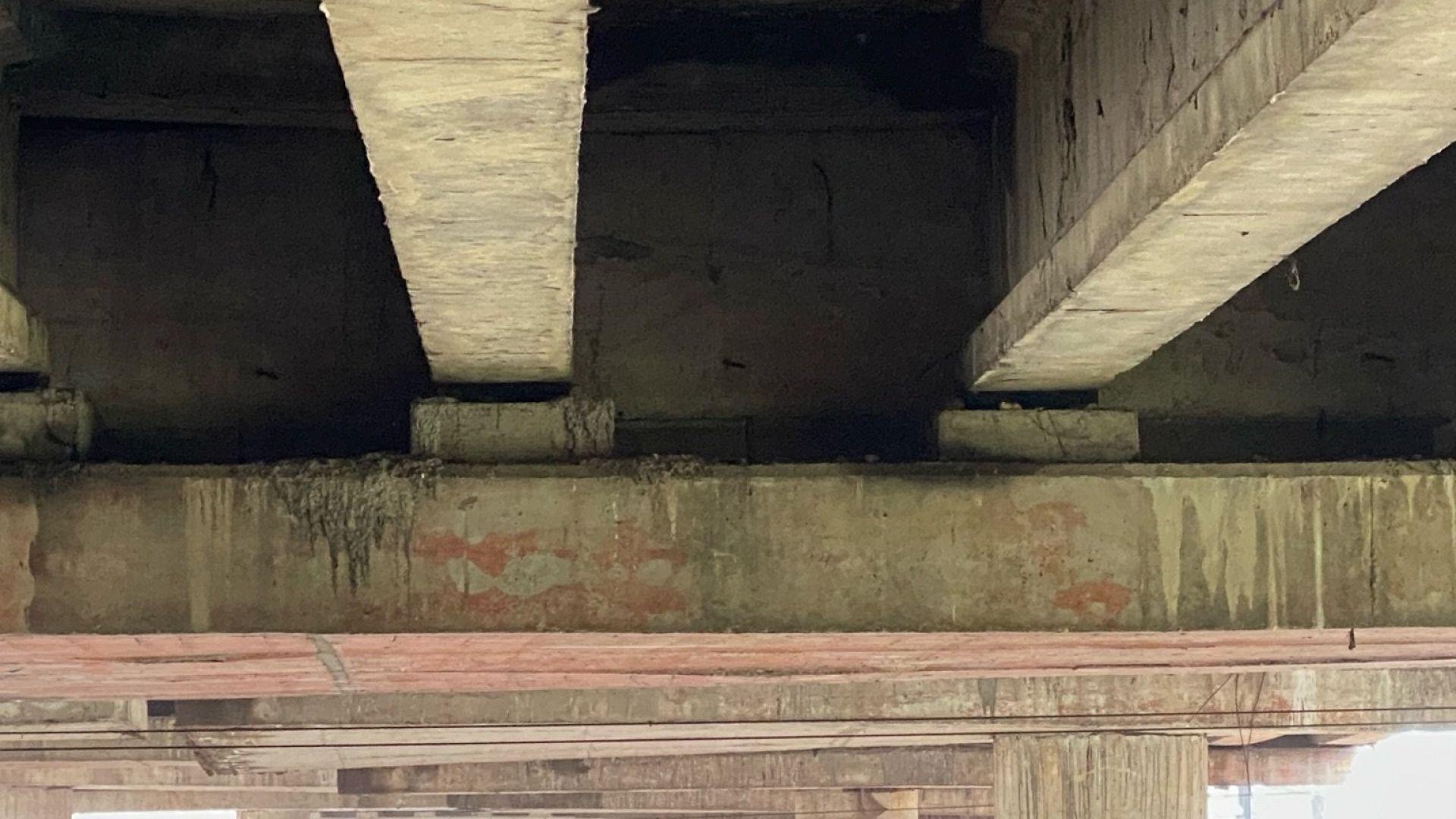 Ремонтират мост на ключов булевард в Русе