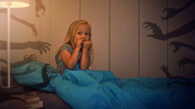 Кошмарът на родителя - когато децата сънуват кошмари