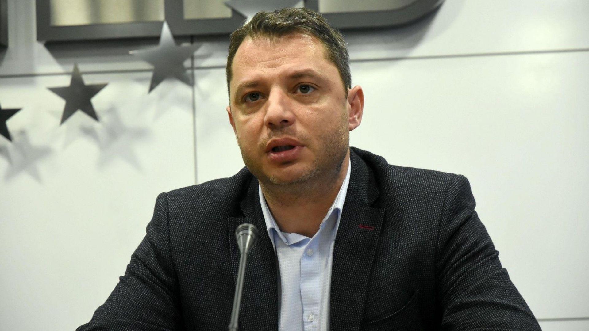 """Делян Добрев: """"Има такъв народ"""" няма да съставят правителство, явно нямат готовност"""