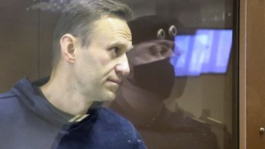 Навални е прехвърлен в наказателна колония