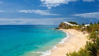 Искате ли да работите от този карибски остров за 1 година?