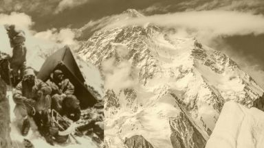 К2 - свирепата планина, която иска да те убие