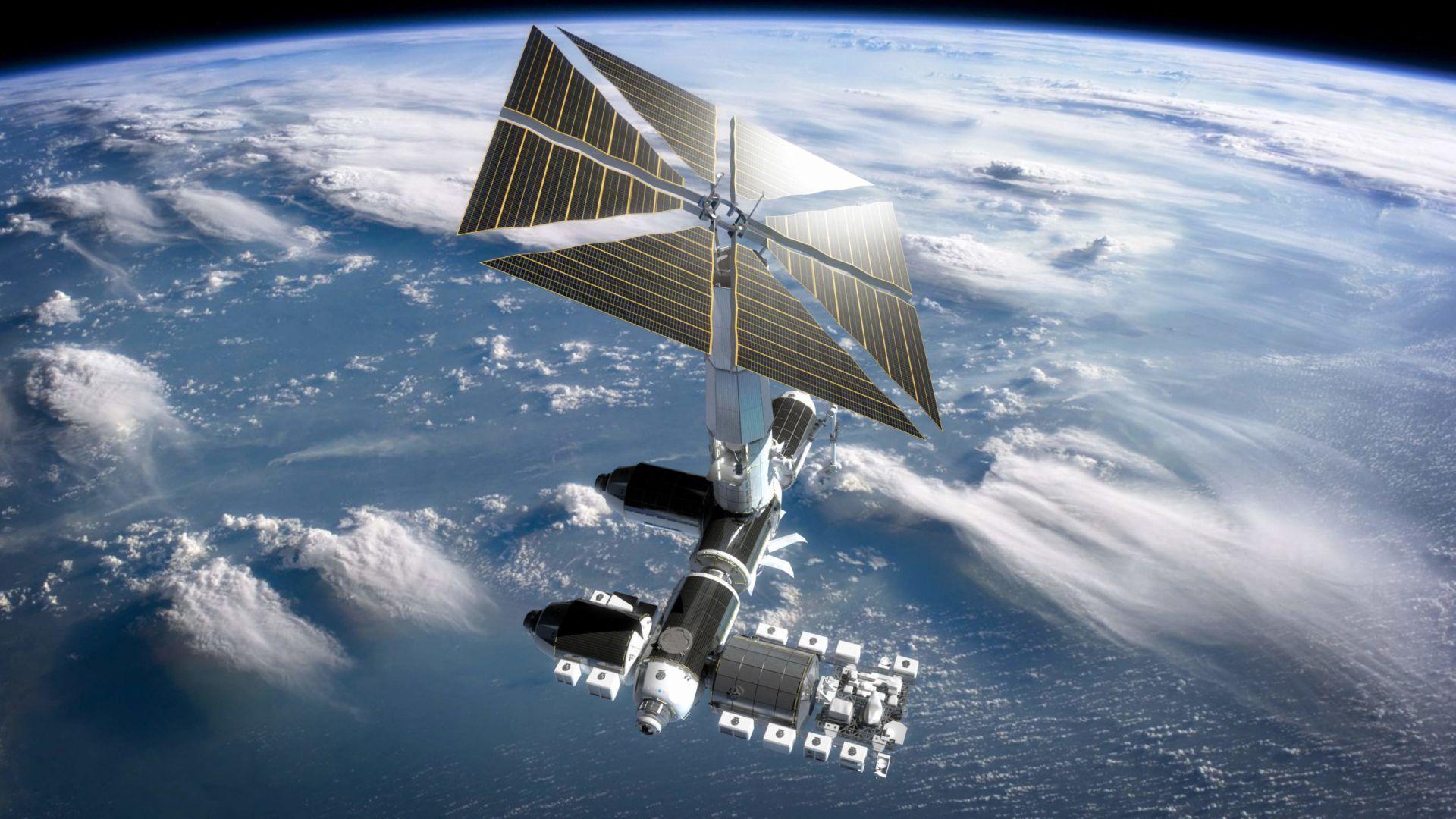 Изграждането на хотел в Космоса ще струва милиарди долари