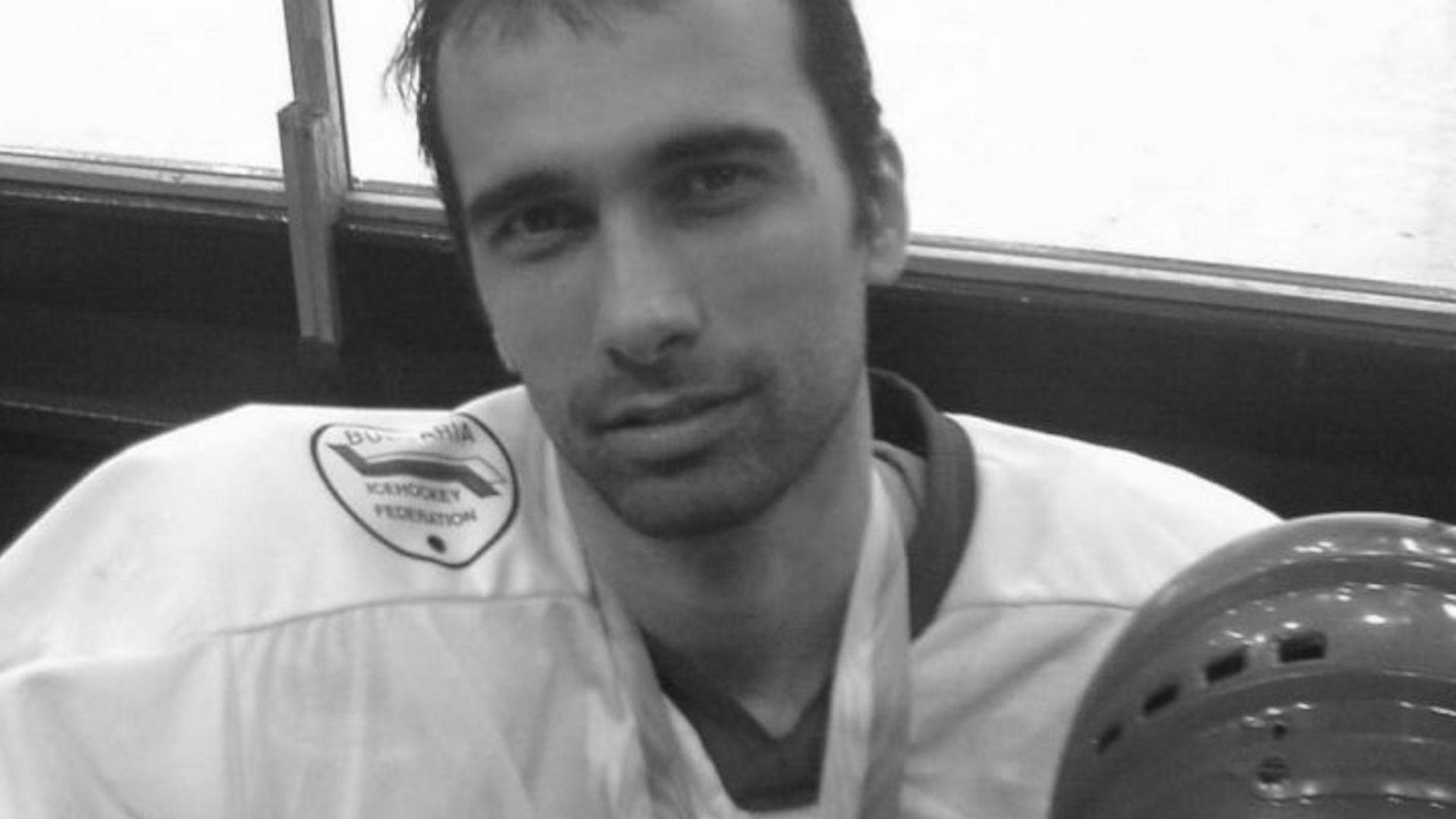 Български национал по хокей на лед почина в САЩ