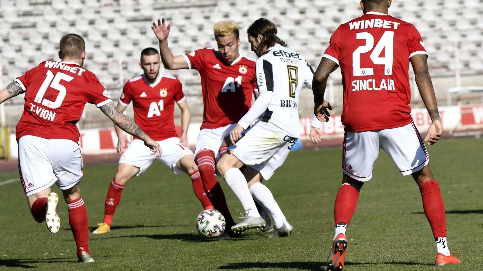 ЦСКА спечели последната си контрола, привлечен вчера дебютира с гол