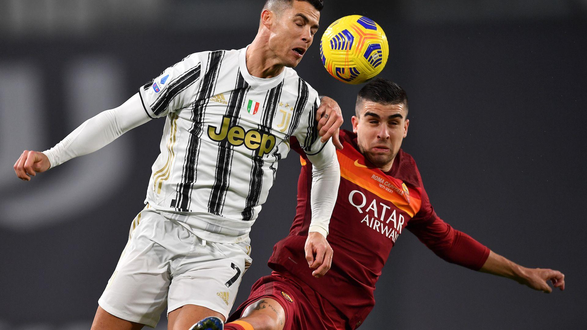 Ювентус победи Рома и се върна сред първите три в Италия