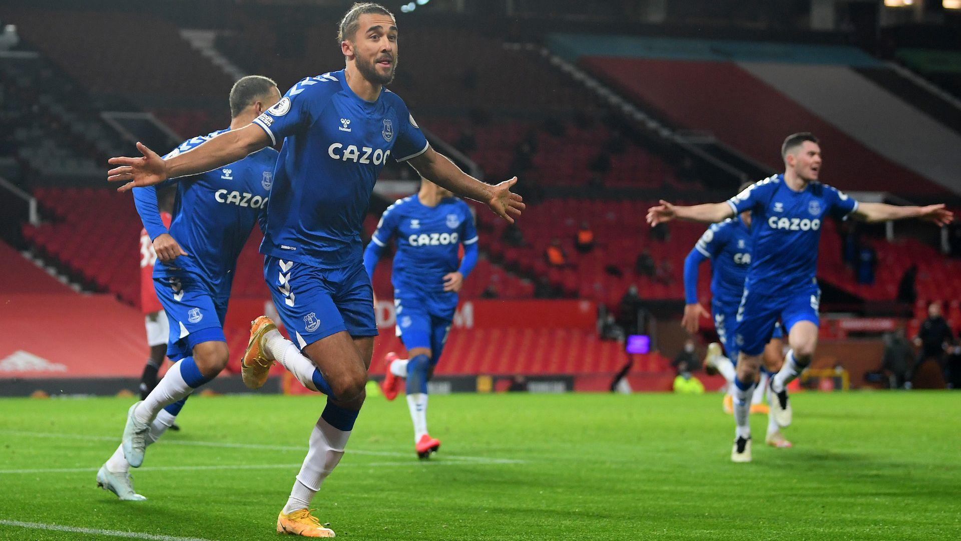 Евертън не се примири и отне победата от Манчестър Юнайтед в последната секунда