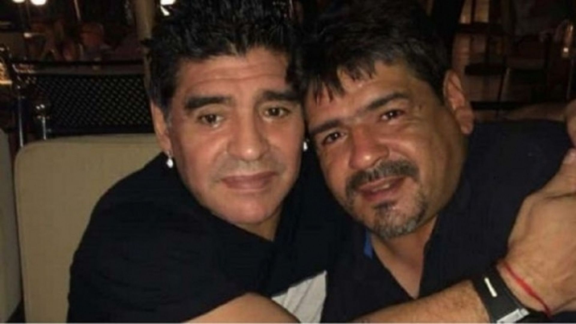 Брат на Марадона: Надявам се на небето да няма социални мрежи