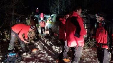 Спасиха ранен турист в Беласица